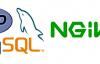 Nginx如何搭建Web网站并配置Php(php-fpm)和PhpMySql